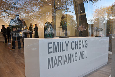 Marianne Weil - Exhibitions and one woman shows